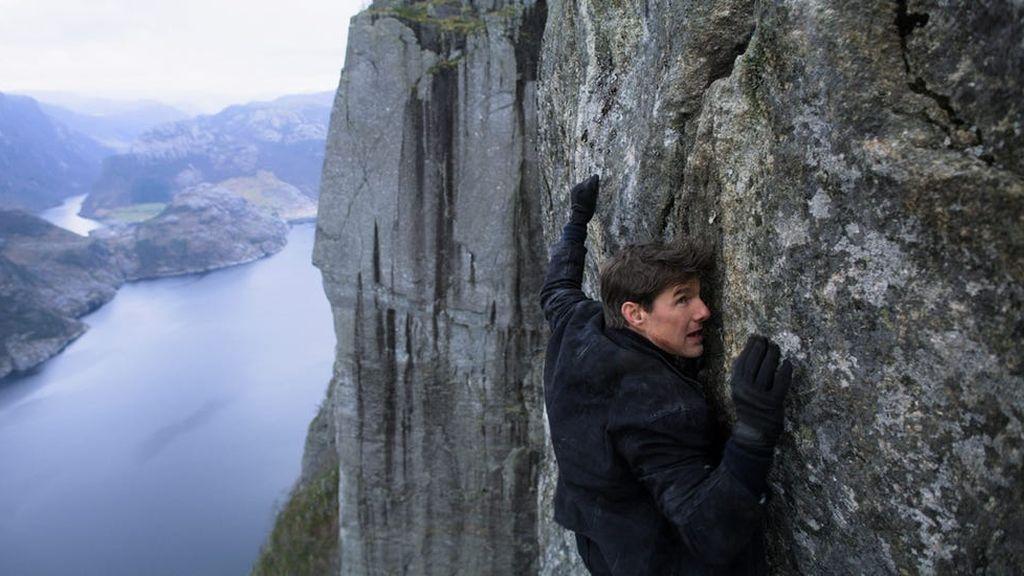 Tom Cruise a Mission: Impossible - Utóhatás című filmben