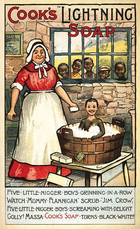 A Cook's 'fehérítő' szappanja