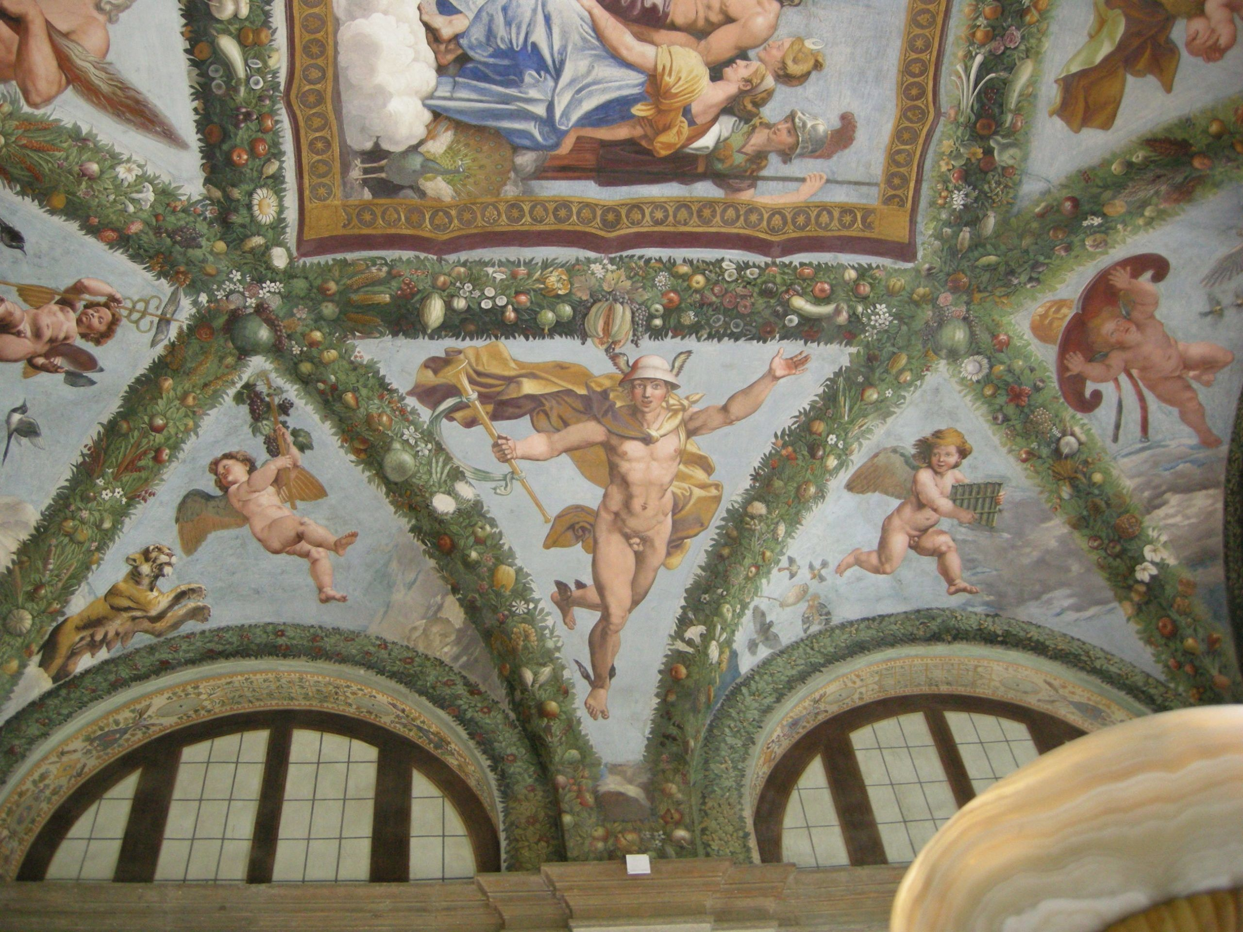 A reneszánsz péniszbokor távolabbról (fotó: Wikipedia)