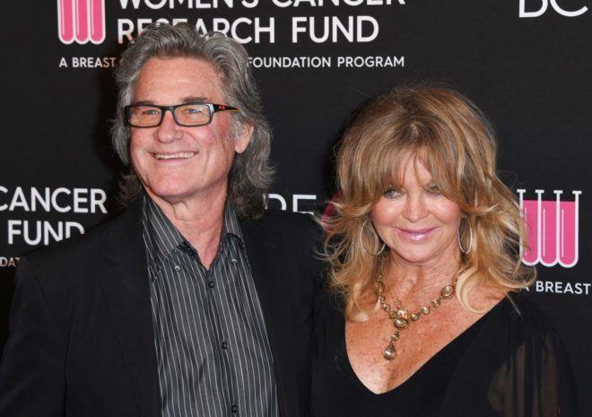 Kurt Russell és Goldie Hawn