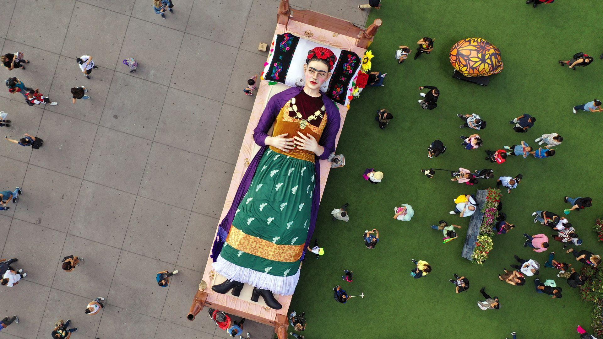 113 éve született Frida Kahlo