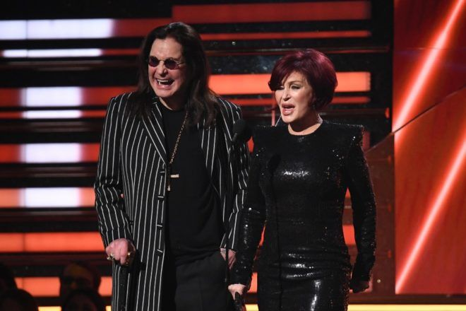 Ozzy és Sharon Osbourne