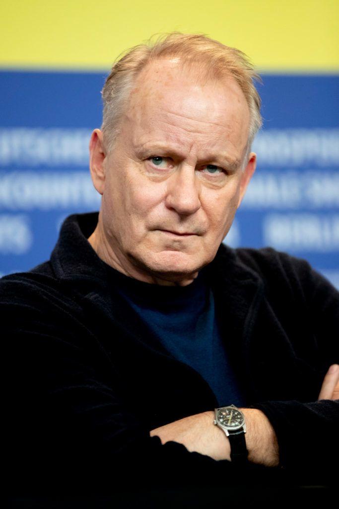 Skarsgård tehetetlen volt a rákos felesége mellett