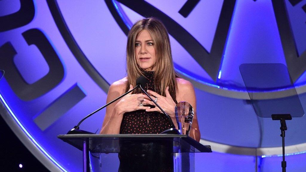 Jennifer Aniston hasonmásának hívják az internetezők ezt a nőt