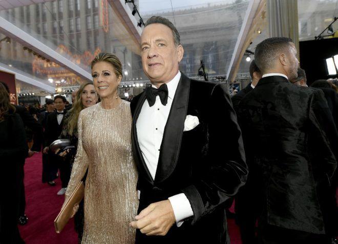 Tom Hanks és Rita Wilson