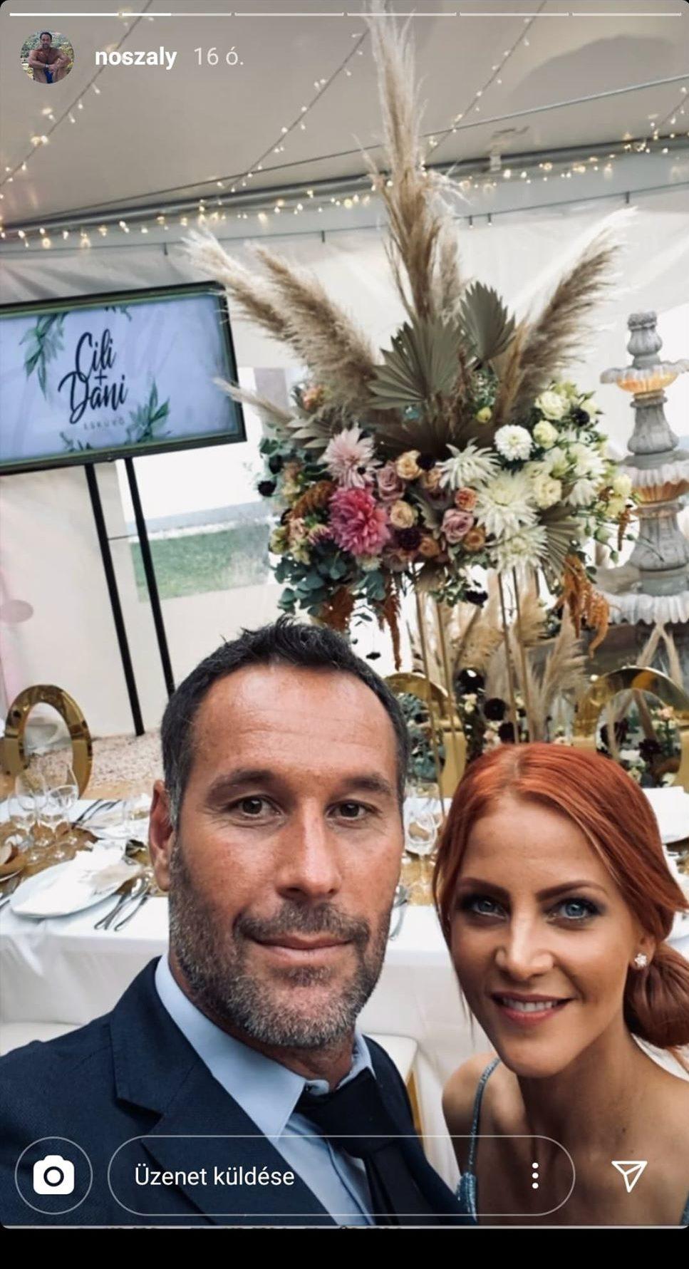 Rogán Cecília férjhez ment