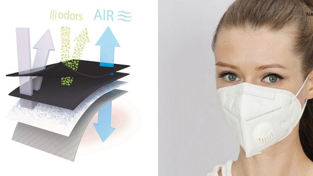 Nehéznek érzi a lélegzést a jelenlegi maszkjában? Megoldás: a szelepes maszk (x)