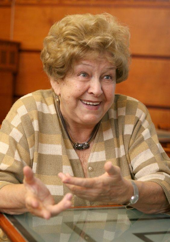 Pásztor Erzsi 2007-ben