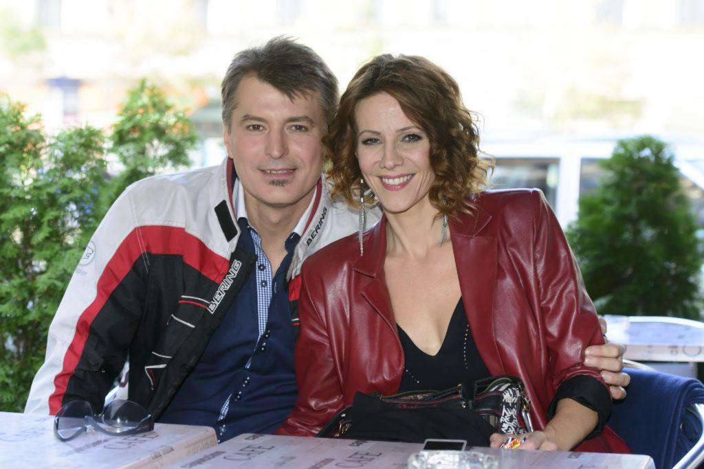 Polyák Lilla és volt férje