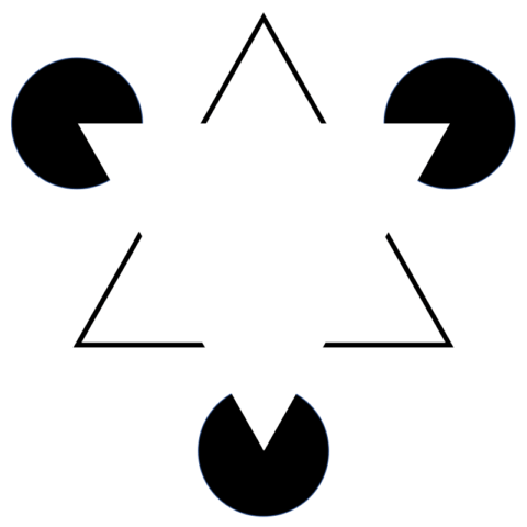 A Kanizsa-háromszög