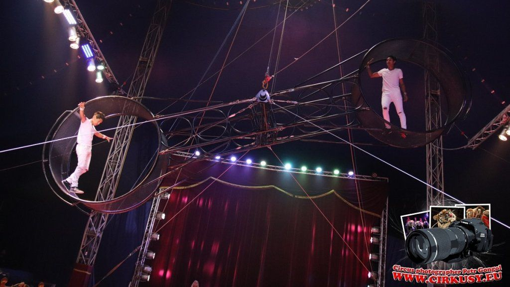 Aleš cirkusz