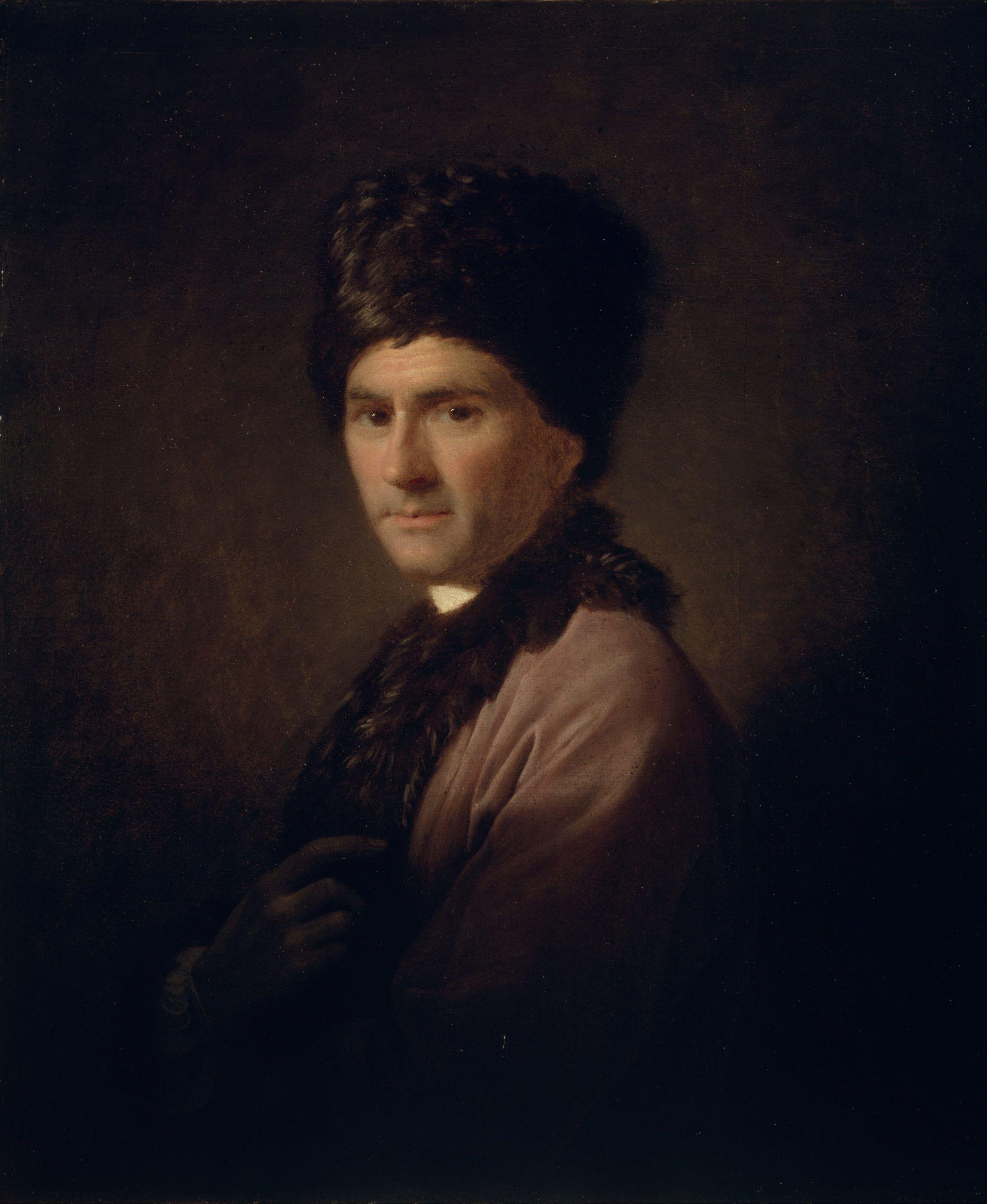 Jean-Jacques Rousseau 1766-ban (forrás: Wikipedia)