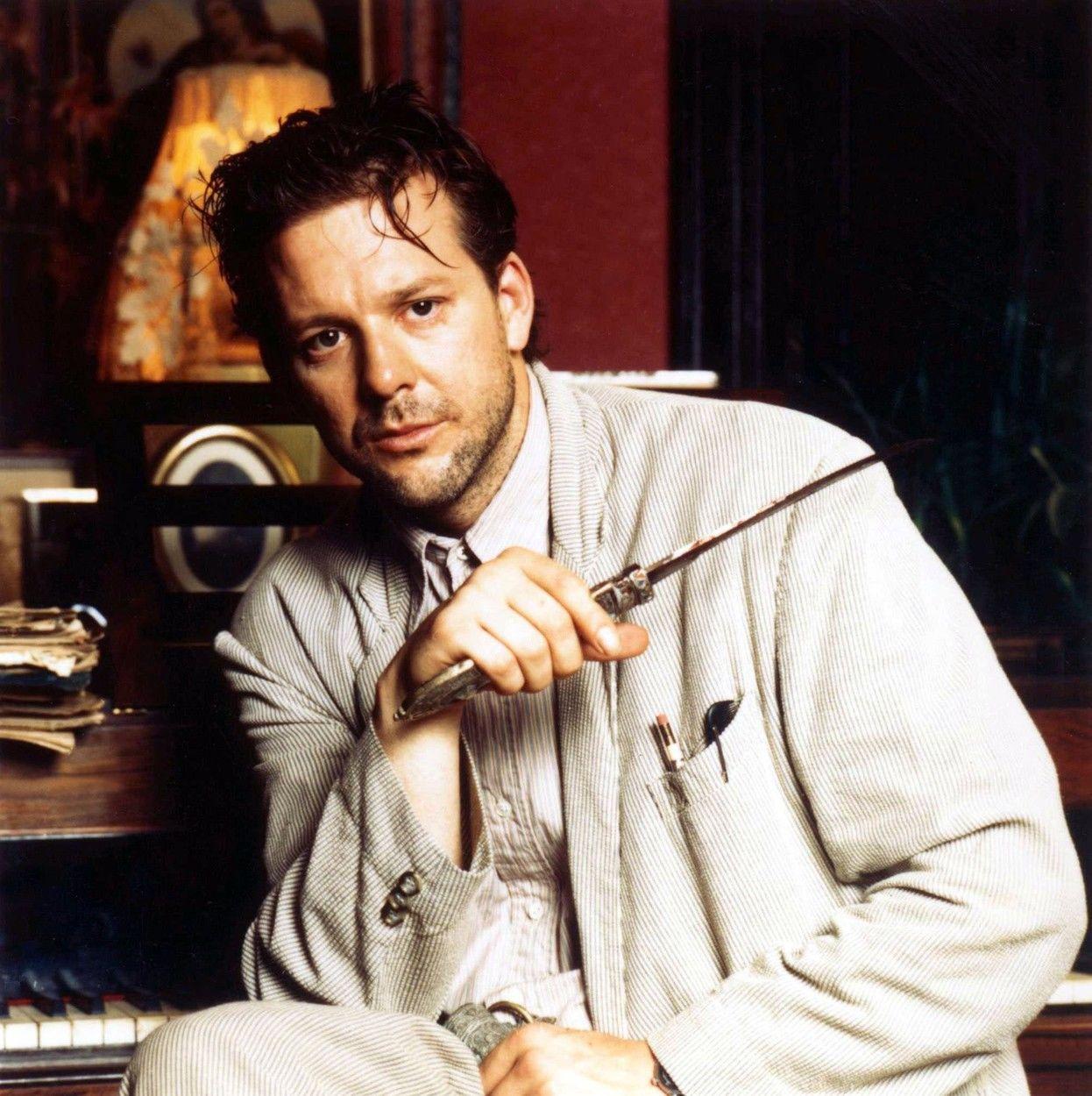 Mickey Rourke Harry Angel szerepében az Angyalszív című filmben (fotó: Profimédia)