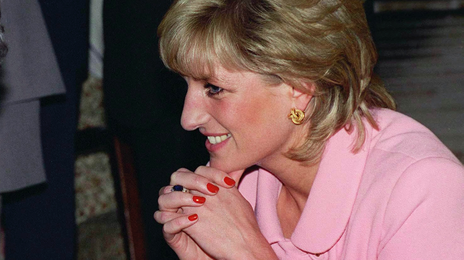 Diana hercegnő 1995-ben