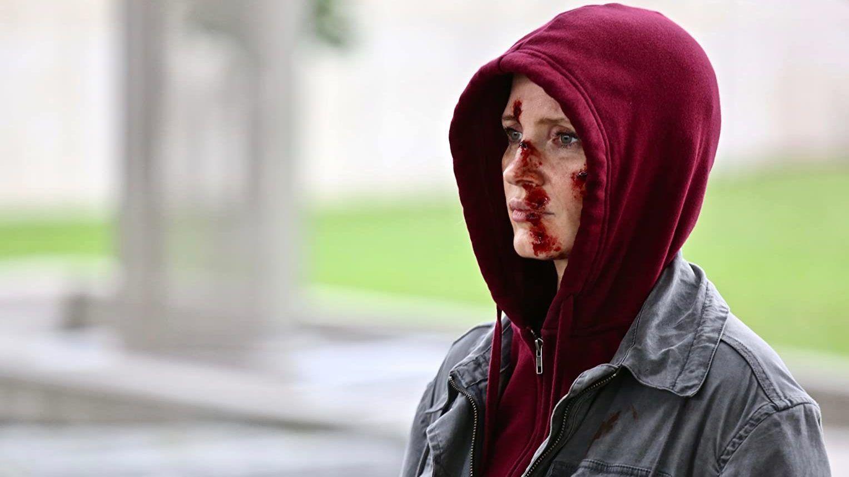 Jessica Chastain az Ava főszerepében (fotó: Big Bang Media)
