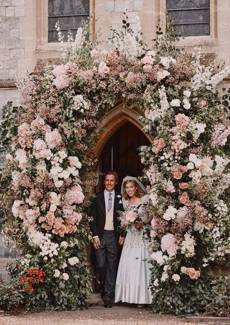 Beatrix hercegnő Edoardo Mapelli Mozzi titkos esküvő