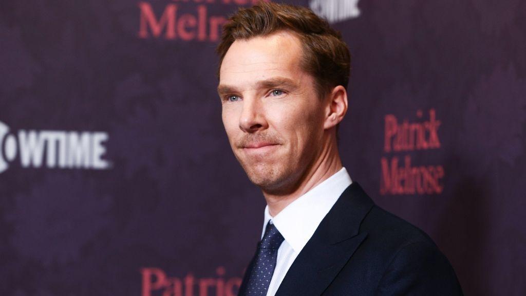 Szuperhősködött Benedict Cumberbatch