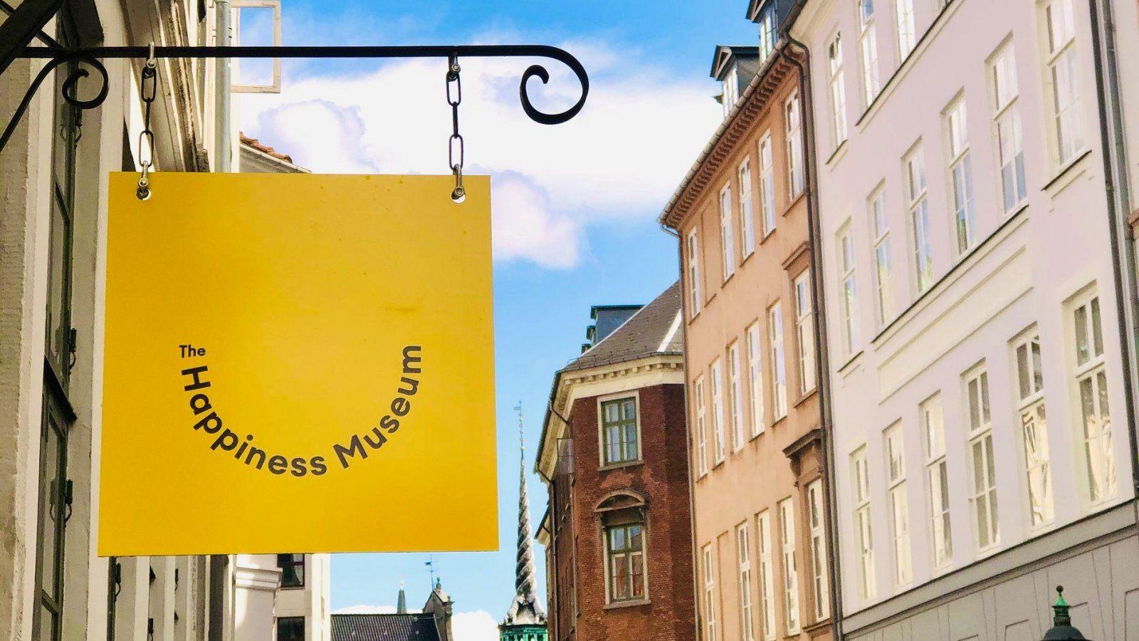 Boldogság Múzeum Koppenhága