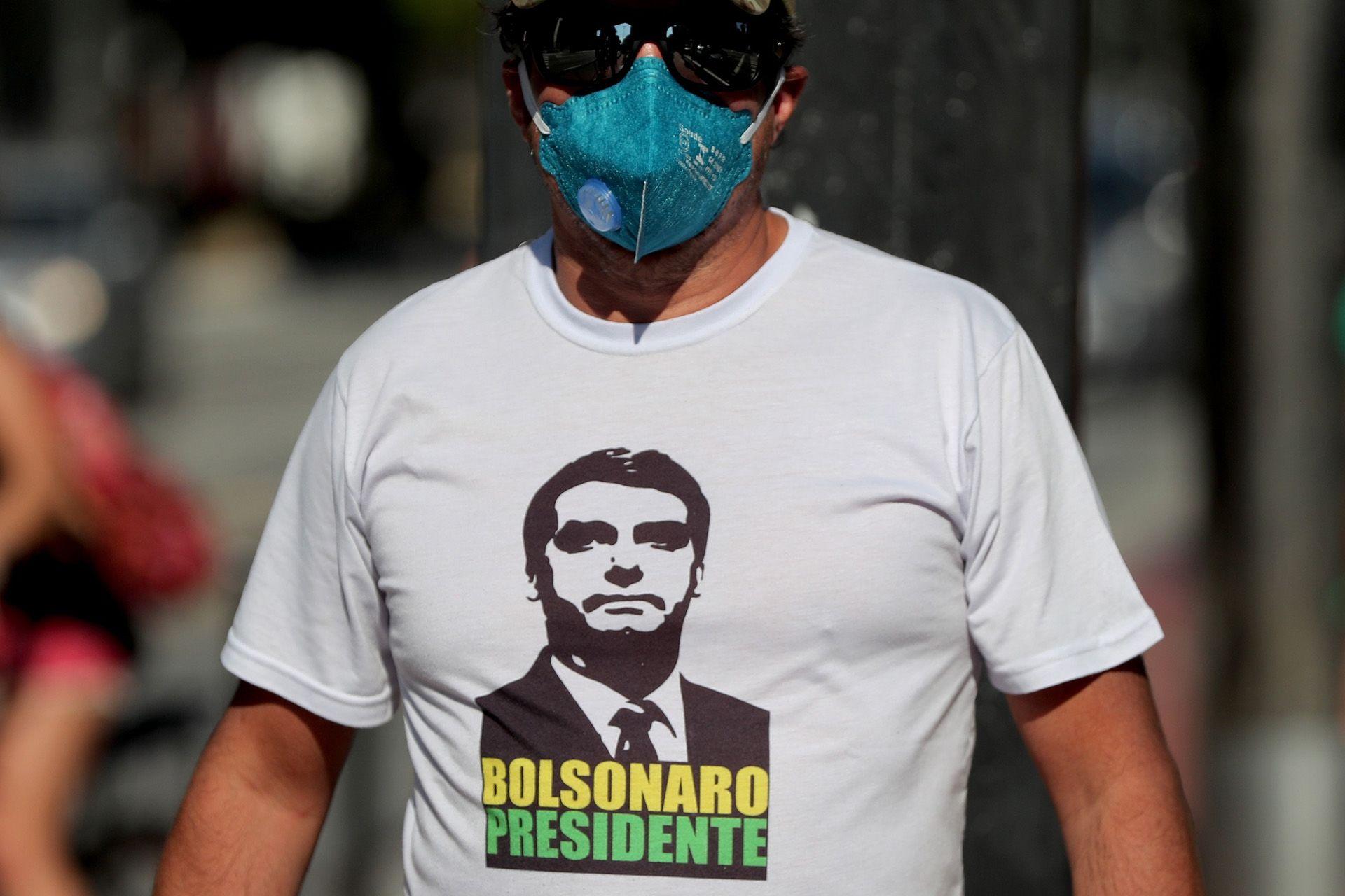 Fotó: MTI/EPA/EFE/Fernando Bizerra