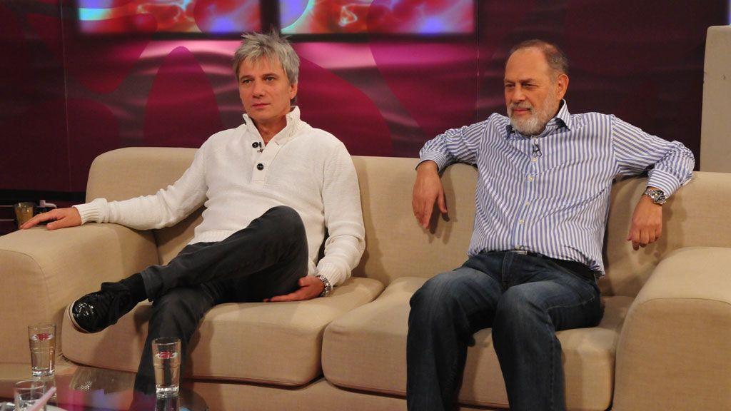 Bochkor Gábor és Boros Lajos