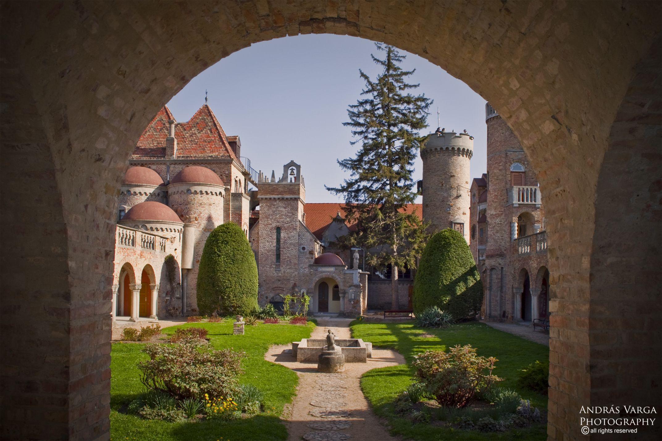 Bory-vár Fotó: Varga András