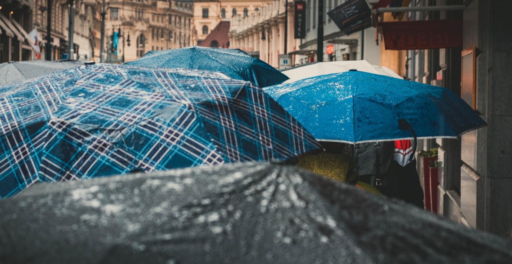 eső időjárás előrejelzés