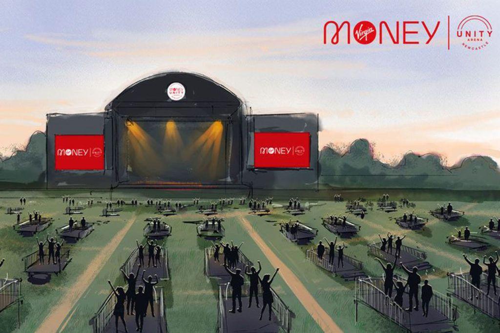 Kitalálták, hogyan lehet biztonságosan szabadtéri koncertre menni