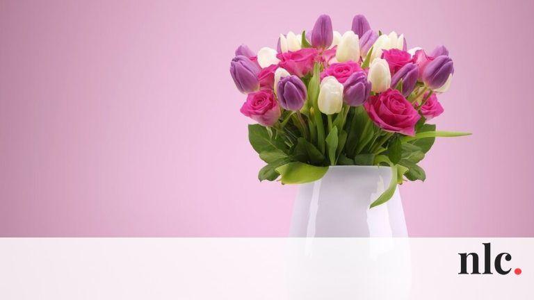 3 tipp, hogy gyönyörű virágcsokrot állíts össze magadnak
