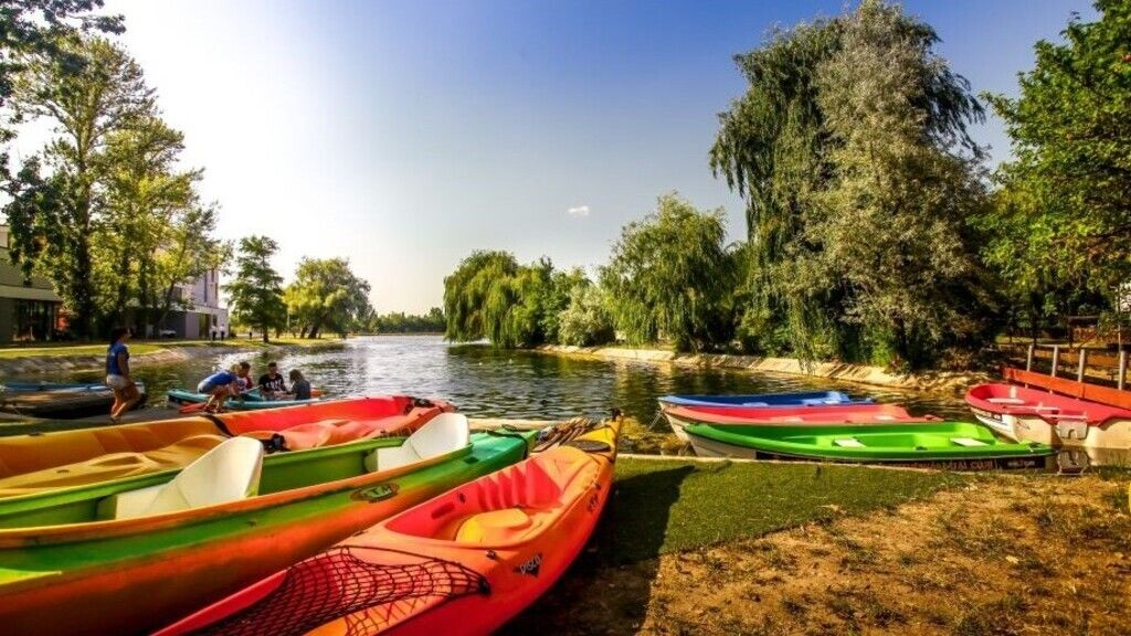 Fehérvár méltán lehet büszke a tóra