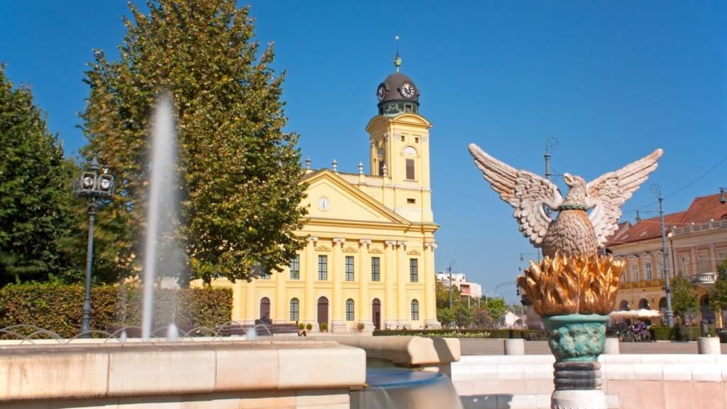 Fedezd fel Debrecent!