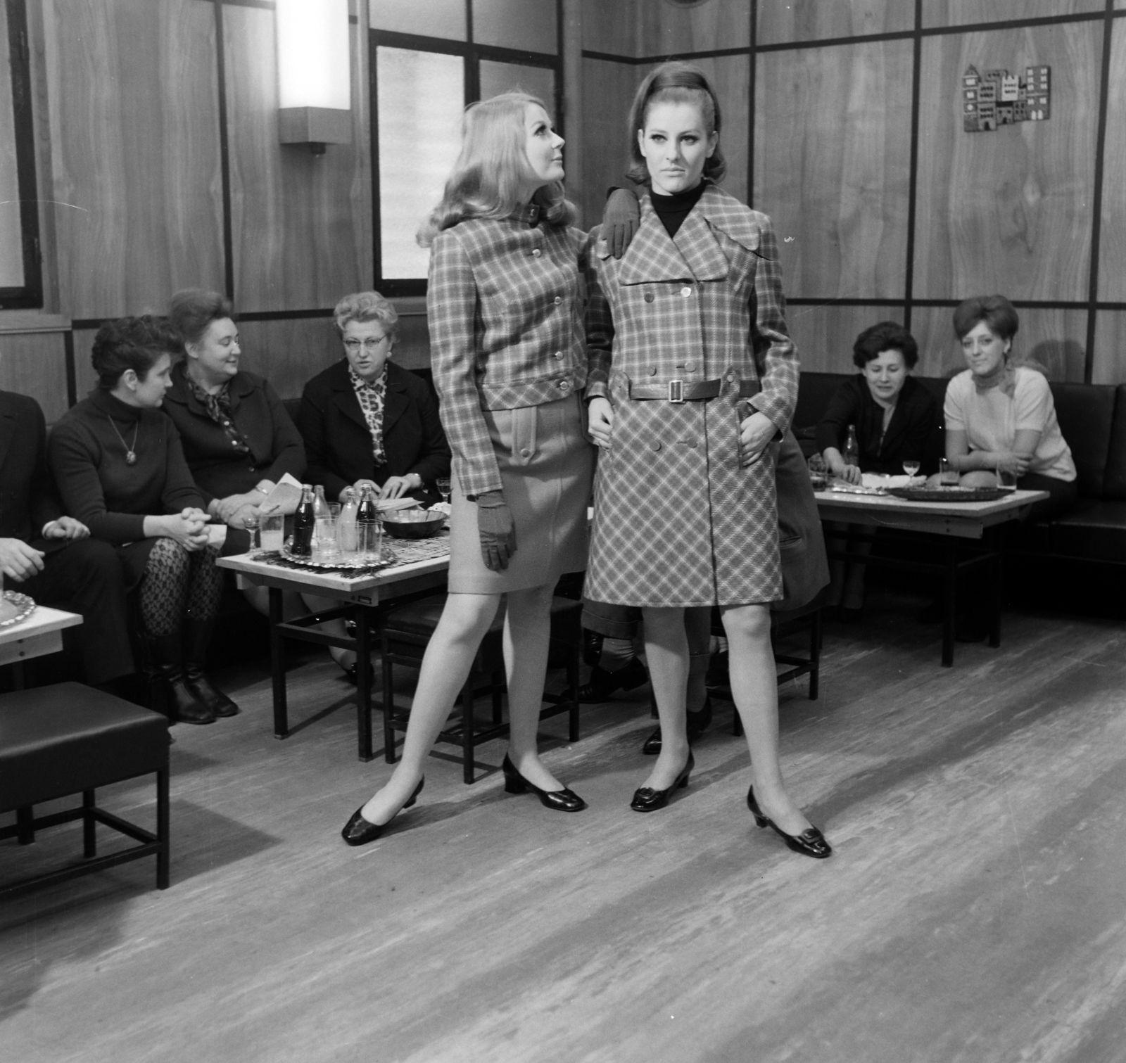 A '60-as években ez volt a divat
