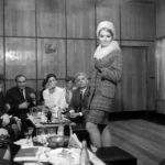 Retro divatbemutató a '60-as évekből