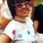 A fiatal Dolly felismerhetetlen a Szikorával közös képén