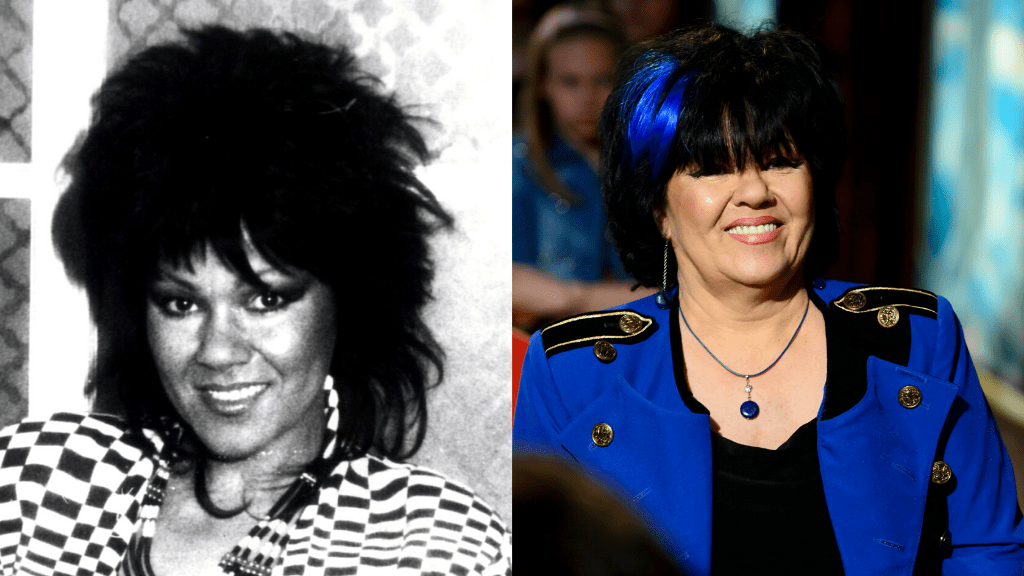 Szikora és Dolly felismerhetetlenek a régi fotón
