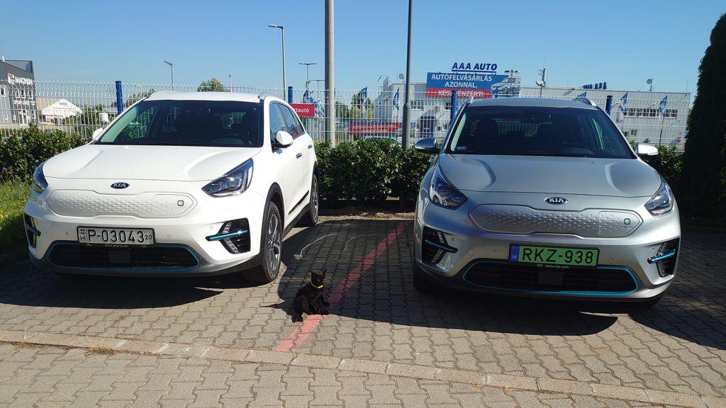 KIA e-NIRO autóteszt: elektromos autó, amivel nem gond elmenni Bécsbe