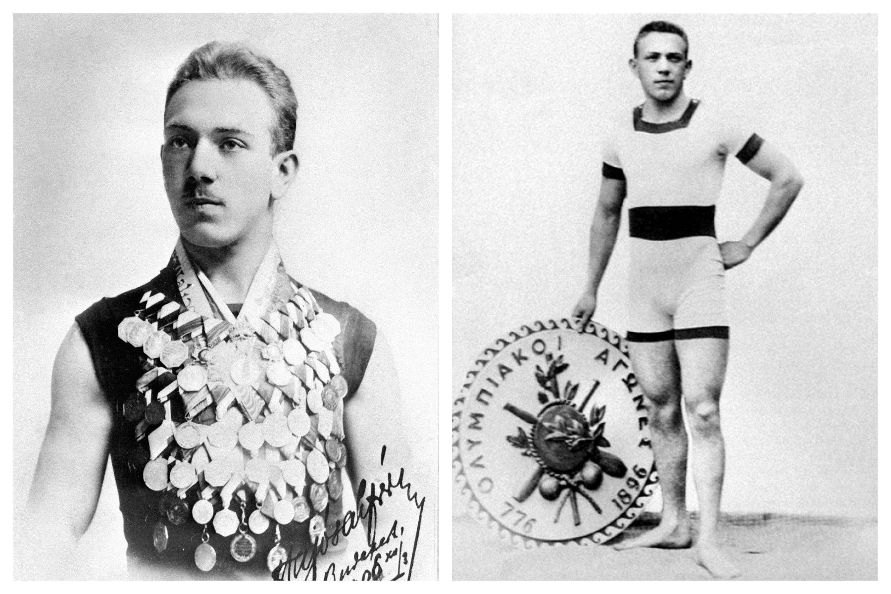 Hajós Alfréd igazi polihisztor volt a sportok terén (Fotó: Wikipedia)