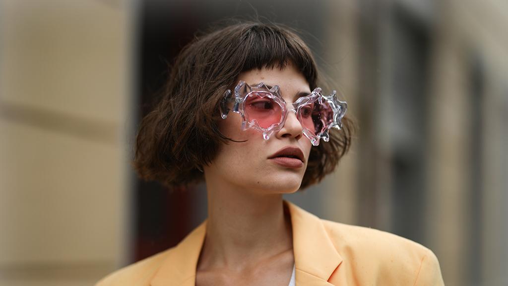 Hajtrend - Francia bubi frizura
