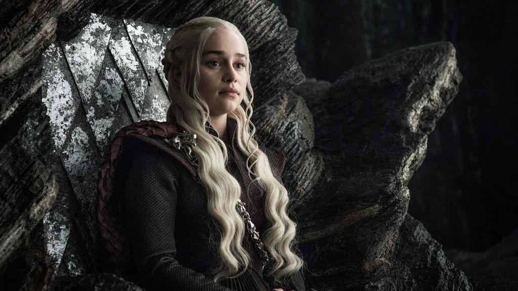 A legismertebb Targaryen: Daenerys (fotó: HBO)