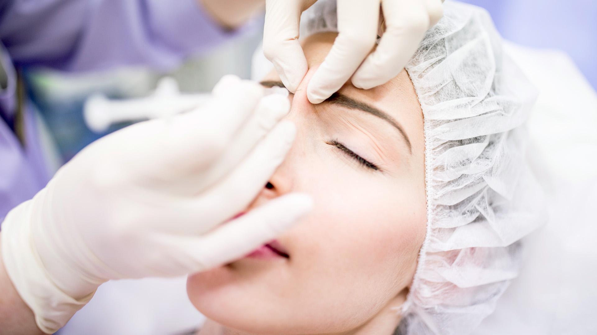 A botox kezelés kényes részletei