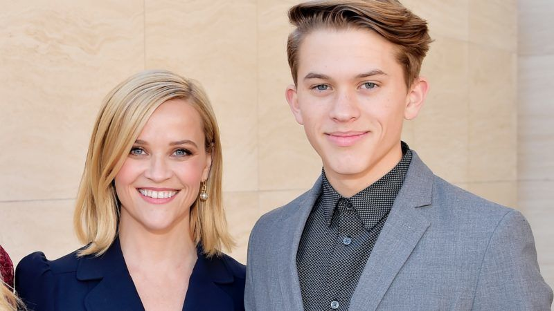 Reese Witherspoon és fia, Deacon