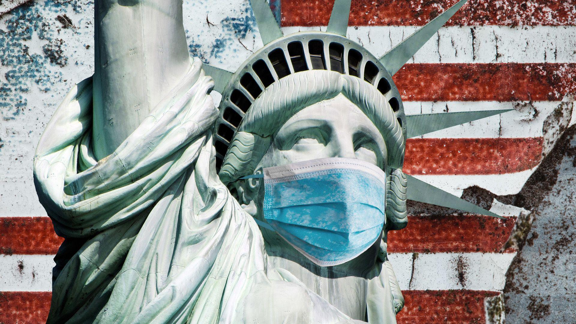 Amerika a koronavírus legnagyobb vesztese