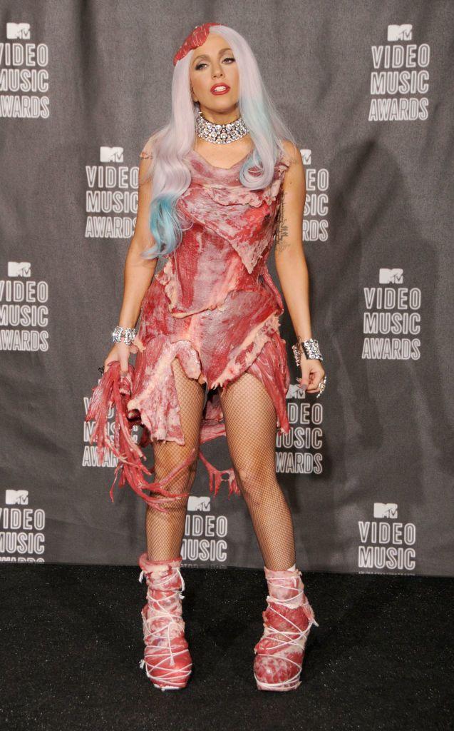 Lady Gaga a 2010-es MTV Video Music Awardson