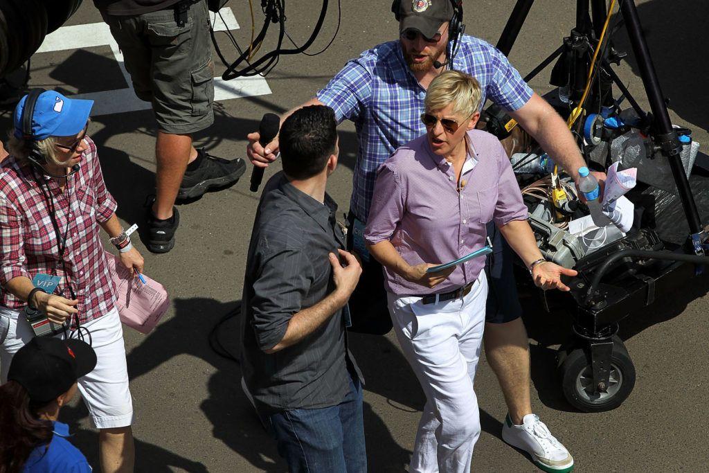 Sorra alázta meg alkalmazottait Ellen DeGeneres