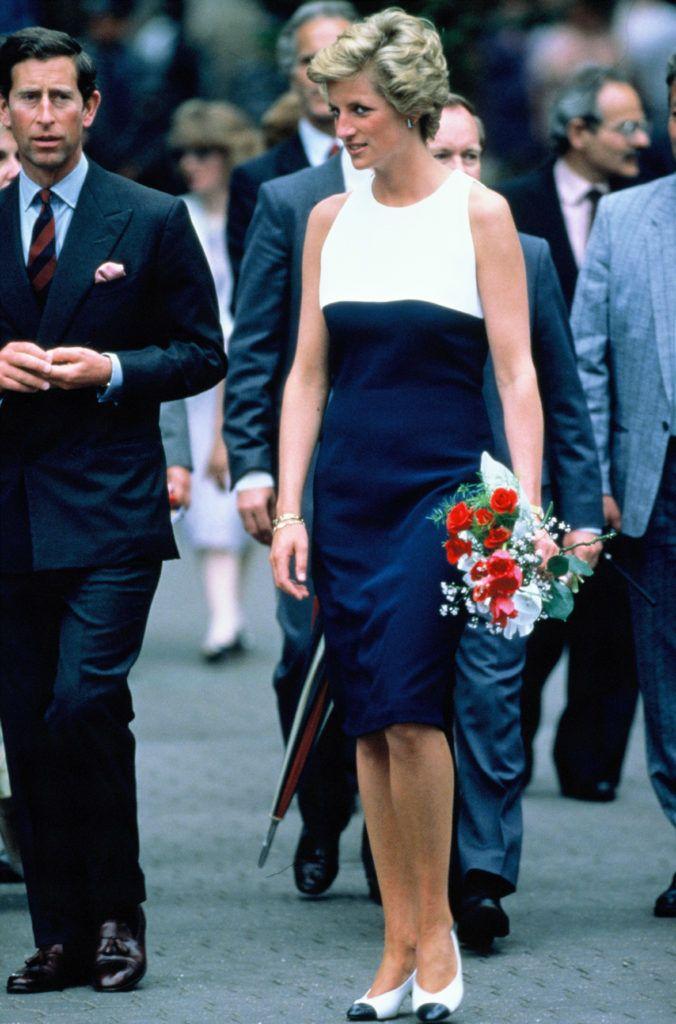 Diana hercegnő és Károly herceg Budapesten