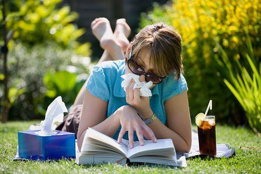Allergia tünetei, kezelése