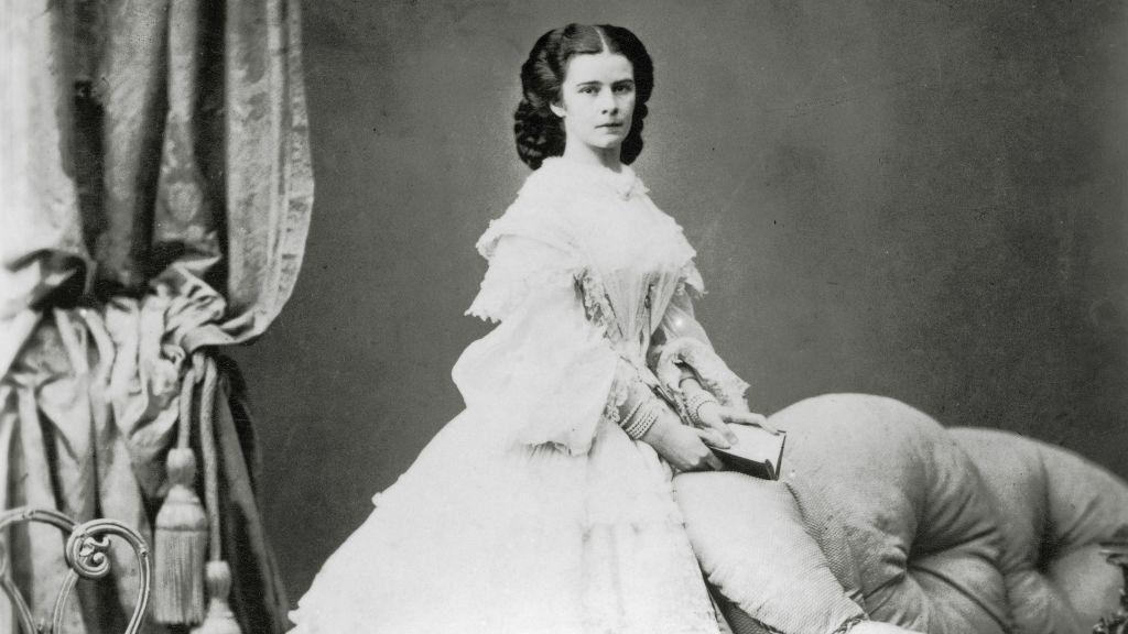 Sisi 1860-ban