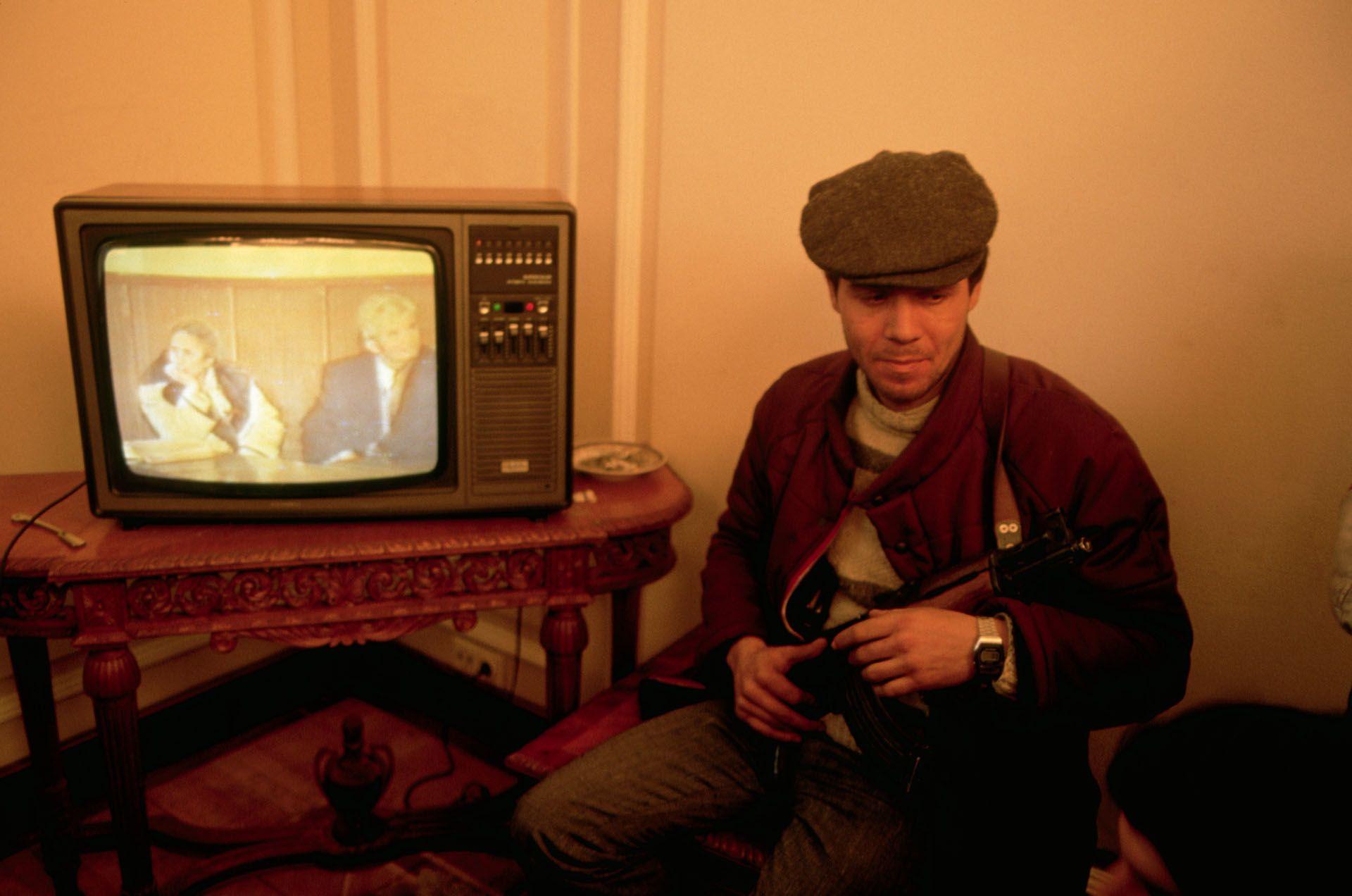 A Ceausescu tragikus története