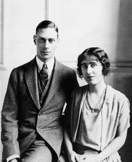 Albert herceg és neje, Erzsébet hercegné