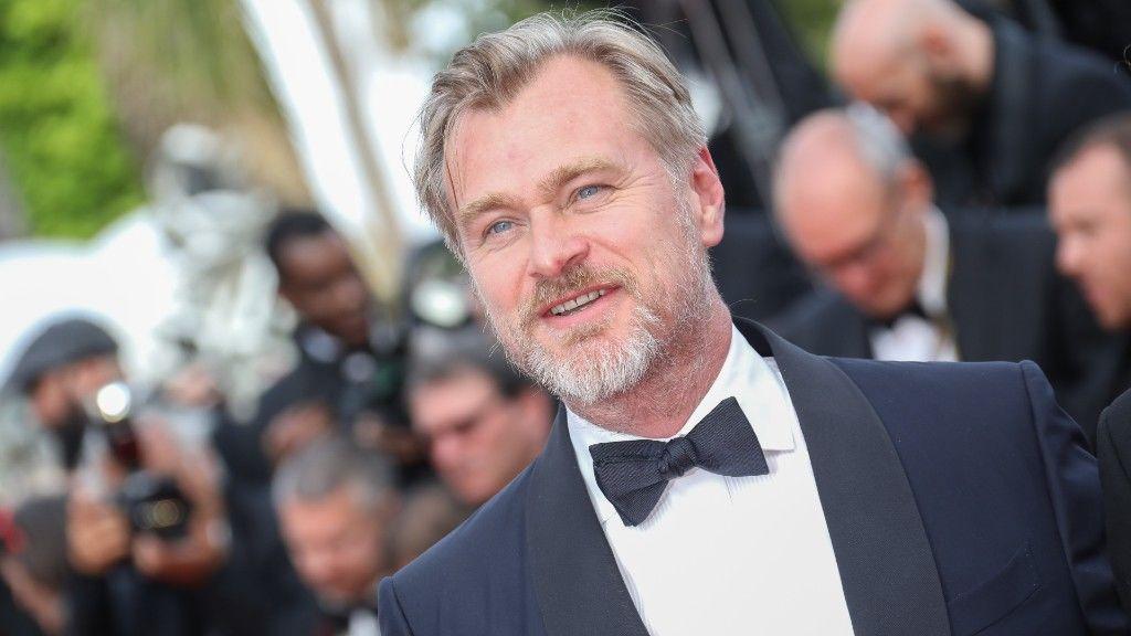 Christopher Nolan a 2018-as Cannes-i Filmfesztiválon (fotó: Tony Barson/FilmMagic)