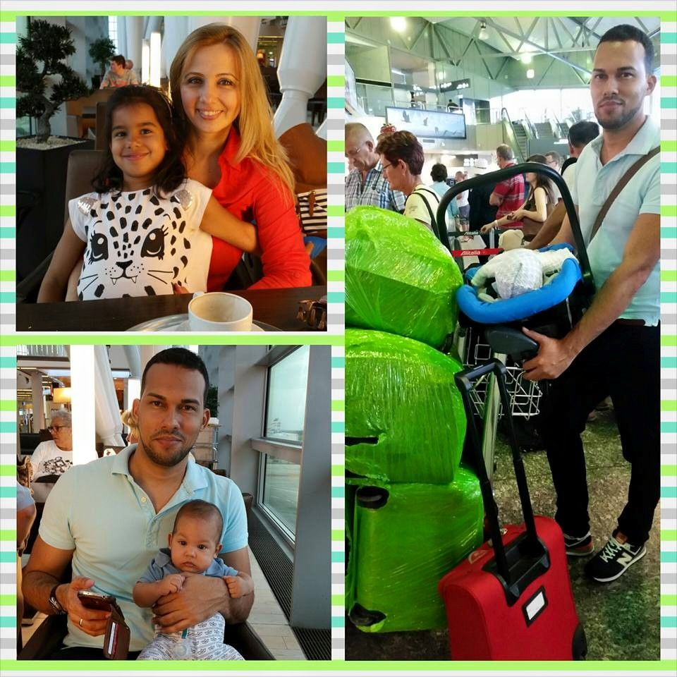 Gombos Edina és a családja elhagyta Magyarországot